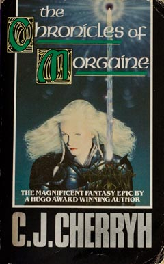 Chronicles Of Morgaine