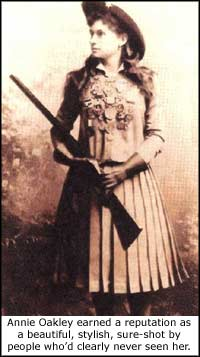 Western Famous cowgirls