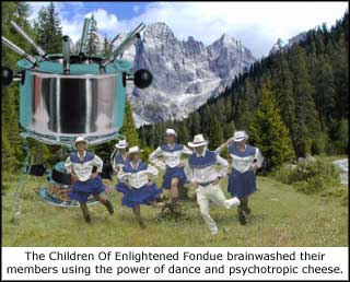 The Children of Enlightened Fondue