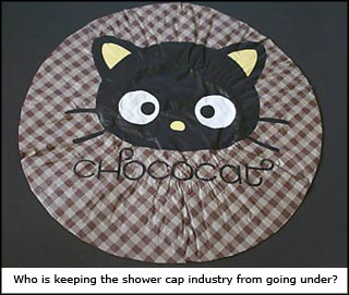 Ebay Shower Cap