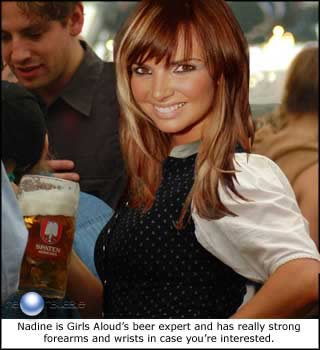 Girls Aloud Nadine