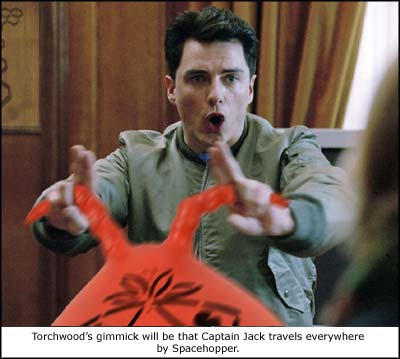Torchwood Captain Jack