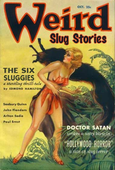 Weird Slug Stories